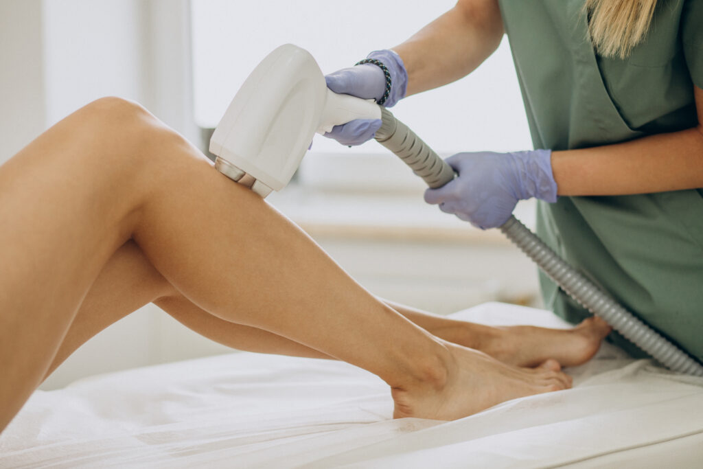 Laser Hair Removal Method